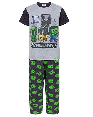 Minecraft Zombie Boys Pyjamas