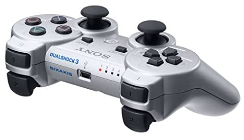 PlayStation 3 - DualShock 3 Wireless Controller, silber