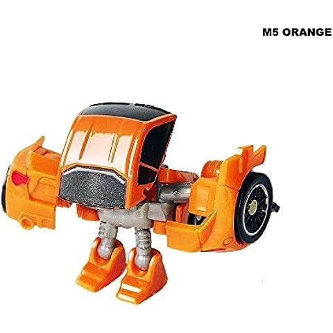 Weijiang modello TF Wei Jiang trasformazione Robot caccia guerra Q auto lega & ABS giocattoli per i bambini (acquistare due ottenere uno) M5