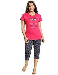 b90493764b5 Amazon.in: Pinks - Nighties & Nightdresses / Sleep & Lounge Wear ...