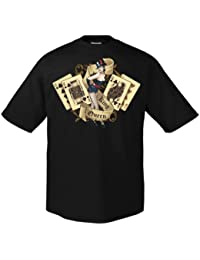 Rock Style King and Queen 700160 T-shirt