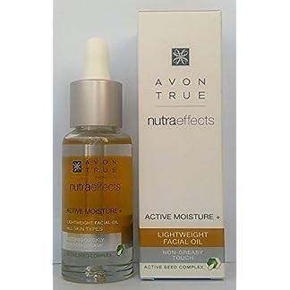 AVON True Nutraeffects Active Moisture Aceite Facial Ligero 30ml – 1.0oz