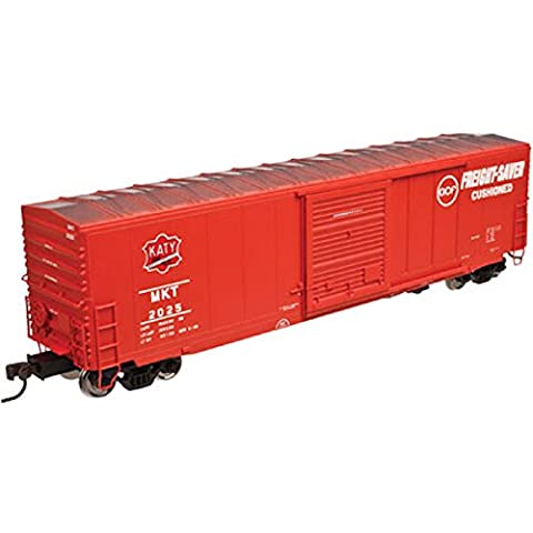 Atlas 20003658 Master 50' Pres. Design Boxcar Missouri-Kansas-Texas 2066
