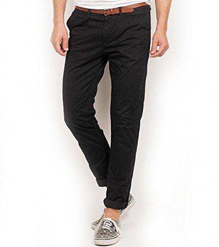 Scotch & Soda - Pantalon Homme beige (Noir)