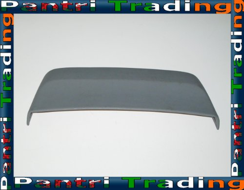 BMW E39 E38 Seat Backrest Rear Cover Panel Grey 8175757