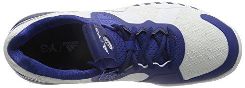 adidas Adizero Y3 2016, Chaussures de Tennis Homme Multicolore (Hero Ink/White)