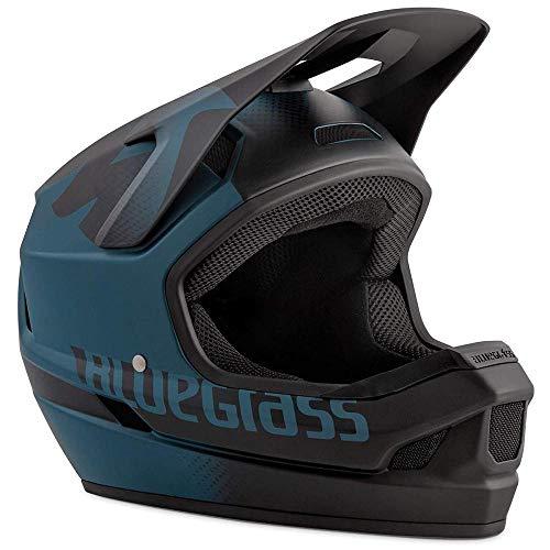 Elizabeth Arden Bluegrass Legit Helm Petrol Blue/Black/Texture Kopfumfang L  58-60cm 2019 Fahrradhelm -