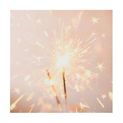 bdfc11b9ffb3 Hallmark 25488781 Sparklers - Tarjeta en blanco, tamaño mediano
