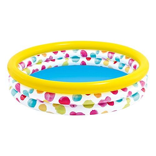 Intex - 59419 Piscina Hinchable Infantil, 156 litros, 114 x 25 cm ColorBaby 59419NP