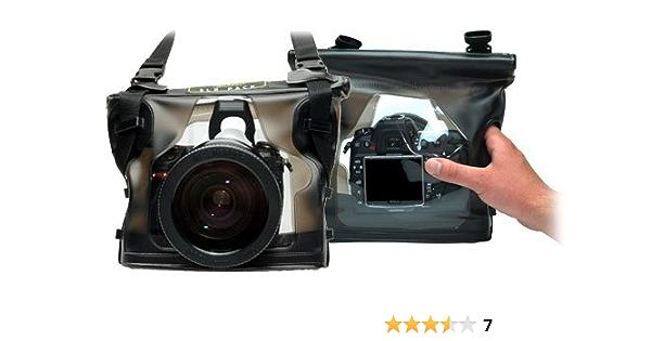 Dicapac Wp S10 Wasserdichte Tasche Für Slr Kamera