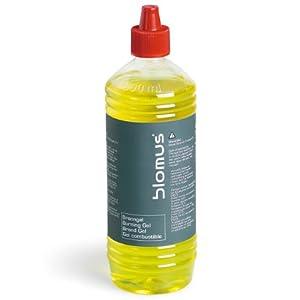 Das Brenngel wird für Gelfackeln und Gelfeuerstellen verwendet und ist in der 1000 ml Flasche erhältlich.