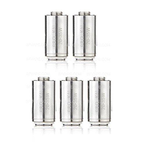 red kiwi e-Zigarette Kerne Innokin Slipstream mit 0,8 Ohm, 1er Pack (1 x 1 Stück)