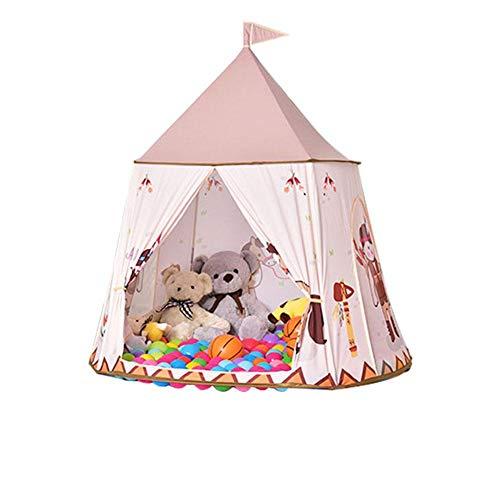 Tipi Spielzelt Draussen Kinder Spielzelt Indischen Stil Pferd Runde Schloss Indoor Spielzeug Spiel Zimmer kinder Zelt Ohne Bodenmatte