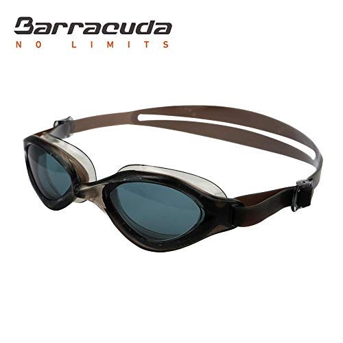 NOTE Barracuda Swimming Goggle Bliss Anti-Fog UV Protection Easy Adjusting Quick Fit Triathlon Open Water for Adults Men Women #73320