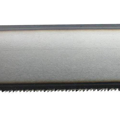 Ulmia 286G-175 Lame de scie de rechange pour bois (convient pour scie à onglet 352; lame durcie, longueur : 550 mm, largeur : 45 mm, largeur : 1,75 mm)