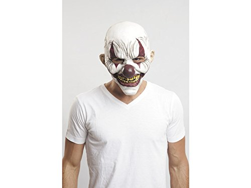 My Other Me Me - Máscara payaso agusanado (Viving Costumes 203604)