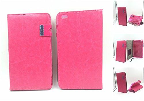 Blu Studio 7.0LTE (s0010uu) passgenau Perfekte Passform TPU Case Cover Protector, hot pink Hot Pink Tpu Case