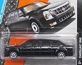 Cadillac One schwarz - Stretchlimousine von Matchbox - MBX Adventure City