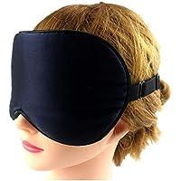 Markcur Schlafmaske, Absolute Dunkelheit Schlafbrille, Atmungsaktiv Augenmaske, Augenabdeckung Augenbinde, Entlasten... preisvergleich bei billige-tabletten.eu