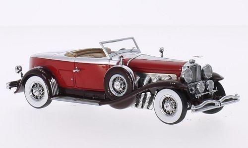duesenberg-modello-j-torpedo-convertibile-coupe-rosso-argento-1929-modellolo-di-automobile-modellolo