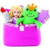 My First Princess Castle Playset Carrier With Princess Doll And Sound-Making Accessories By Animal House