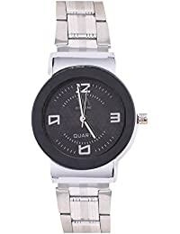 Watch Me Analogue Black Dial Women's And Girl's Watch - WMAL-011zilla