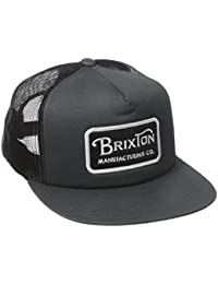 Amazon.it  cappello con visiera - Brixton   Cappellini da baseball ... 85f081dff229