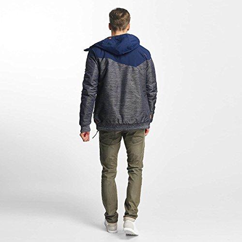 alife & kickin Herren Jacke Jeans-Blau