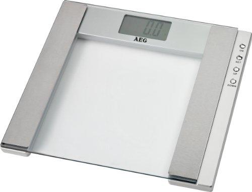 Báscula de baño construida en cristal y acero Medición del peso, proporción grasa corporal, proporción de agua, masa muscular y peso del hueso Memoria hasta para 10 usuarios diferentes Unidad en kg, lb, st (conmutable) Rango de medición: 2,5150 k...