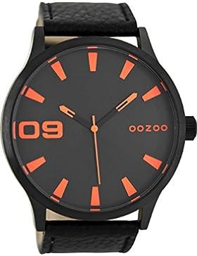 Oozoo Unisex Erwachsene-Armbanduhr C8533