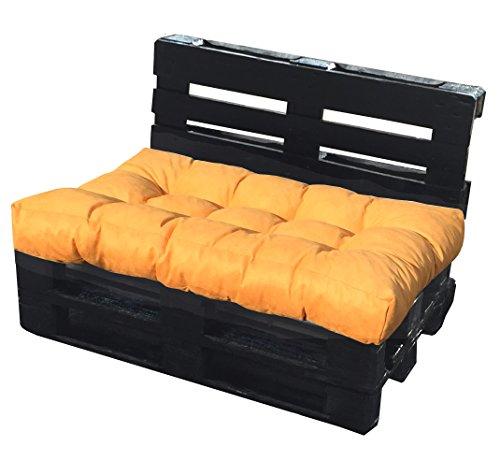 Seduta per bancali 120x80x15 cm cuscino per seduta for Divano bancali