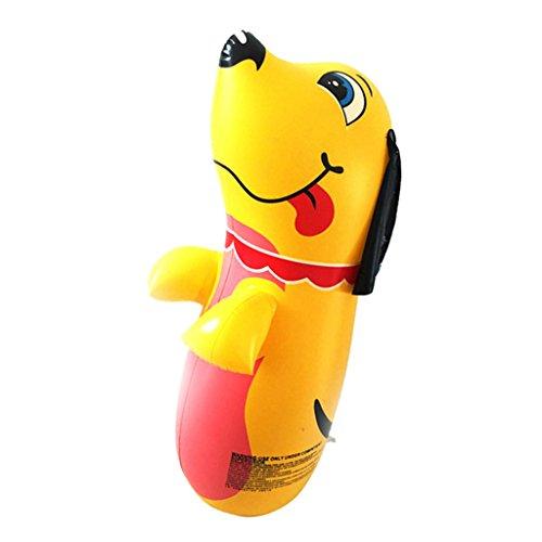 Aufblasbare Tumbler Spielzeug Kinder Outdoor für Weihnachten Party -