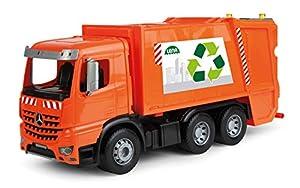 Lena Worxx 04604 Modelo de vehículo de Tierra Camión - Modelos de vehículos de Tierra (Previamente montado, Modelo a Escala de camión/tráiler, 1:15, Mercedes-Benz Actros, De plástico, Garbage Truck)