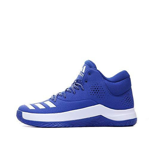 adidas Herren Court Fury 2017 Basketballschuhe blau Ftwbla/Reauni, 42 EU