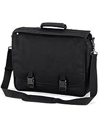 Quadra–Bolso mochila bolsa porta documentos–QD65–Unisex