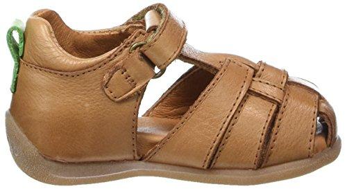 FRODDO Froddo Sandal, Chaussures Bébé marche mixte bébé Marron (Cognac)