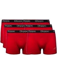 6er Pack Kappa Shimono Unterwäsche Herren Boxershorts Unterhose in verschiedenen Farben