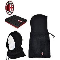 Abbigliamento Milan gadget tifosi scaldacollo cappuccio AC