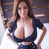 kingsex Muñecas hinchables 165 cm. Cada opción Guapa, Resuelve el vacío de la Noche, también Puedes Practicar una Variedad de posturas sexuales.