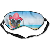 A Dog Cartoon With A Spectacle Hat 99% Eyeshade Blinders Sleeping Eye Patch Eye Mask Blindfold For Travel Insomnia... preisvergleich bei billige-tabletten.eu