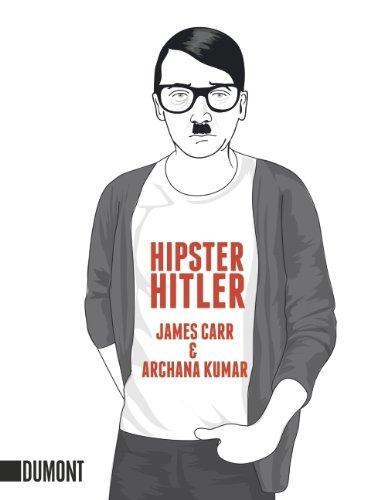 Buchseite und Rezensionen zu 'Hipster Hitler' von Archana Kumar
