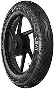 Ceat Zoom 100/90-17 55P Tubeless Bike Tyre, Rear (101683 )