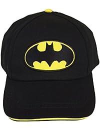 Batman Little Boys Toddler Baseball Hat Cap