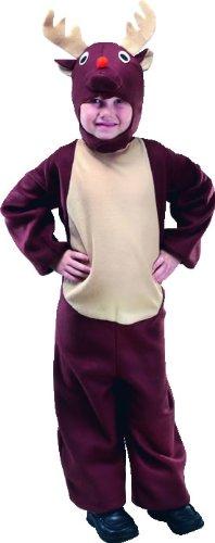 Imagen de disfraz infantil de reno. 10  13 años alternativa