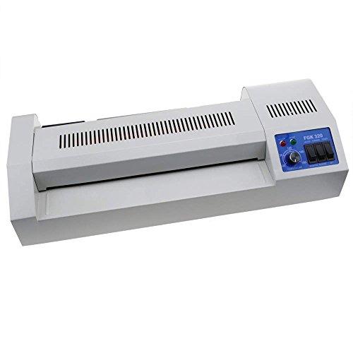 Cablematic - Plastificadora de documentos de 320 mm y 620 W para A3