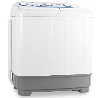 Oneconcept db004 mini machine laver et essoreuse - Mini machine a laver le linge ...