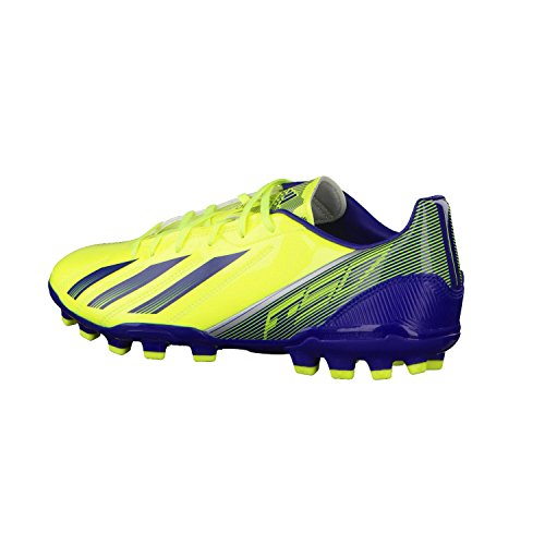 adidas F10 TRX AG hommes chaussures de football Cleats - vert - ELECTR/HERIN