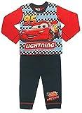 Disney Pigiama Lightning per Ragazzi Cars 4-5 Anni