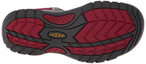 Keen Venice H2 W, Sandali da Escursionismo Donna Rosa (Beet Red/Neutral Gray)