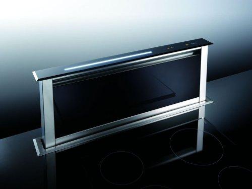 Best Downdraft Lift plus Glas 600 / 7756001 58cm Tisch-Dunstabzugshaube
